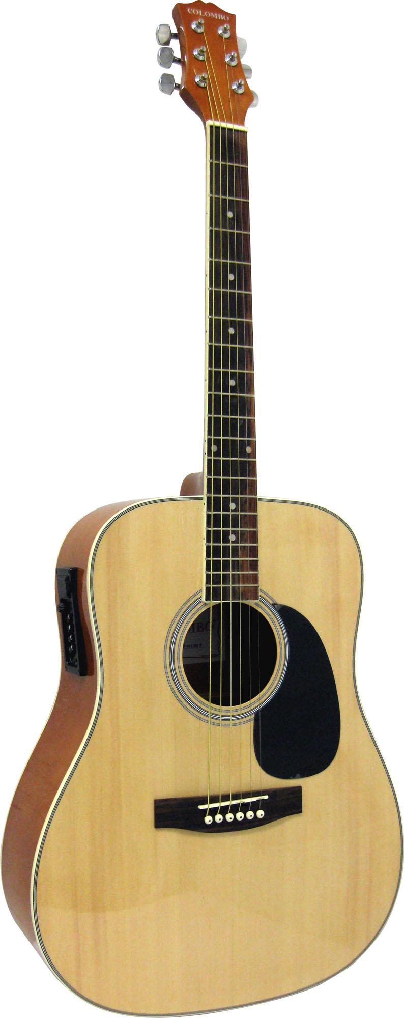 COLOMBO   LF - 4111 EQ / N Электроакустическая гитара