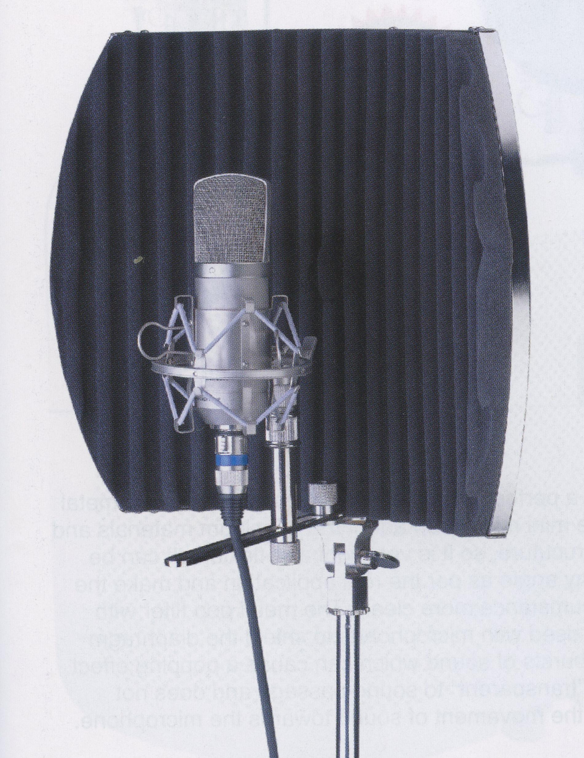 Как сделать шумоизоляцию для микрофона