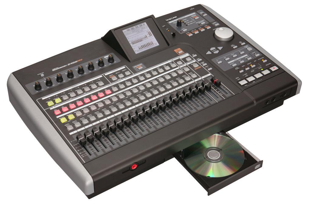 Tascam neo 2488 24 track digital portastudio perfect
